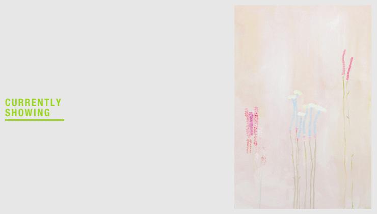 "2017.3.24 - 4.6 Poetic Pastel Exhibition ""Inaka no Hana"""