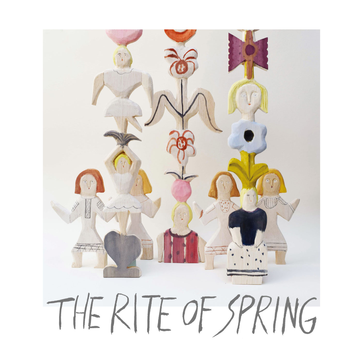菅祐子個展 The Rite of Spring at nidi gallery