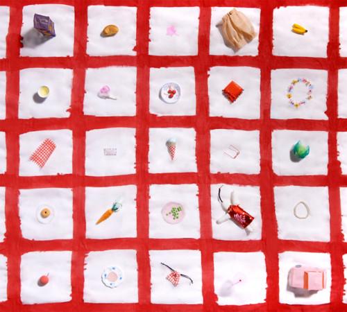"""渡邉紘子 Hiroko Watanabe """"small people"""" at nidi gallery"""